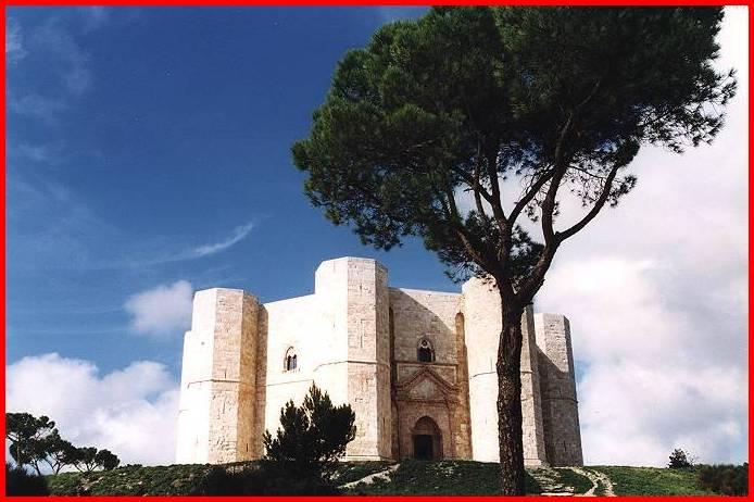 Massimiliano ambruoso castel del monte pre testi for Costruzione scantinato di scantinati